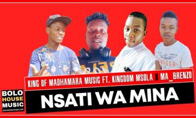 King Of Madhamara Music - Nsati Wa Mina