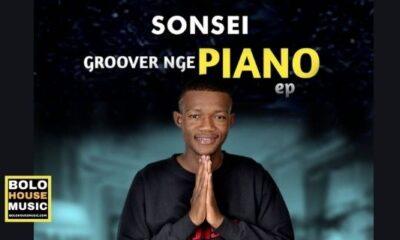 Sonsei - Groover Nge Piano EP