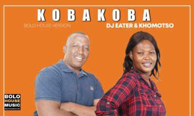 Dj Eater & Khomotso - Kobakoba