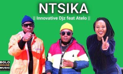 Innovative Djz - Ntsika feat Atelo