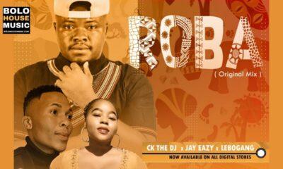 Roba Roba - Ck the DJ_ Jay Eazy & Lebogang