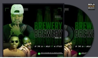 Ck The Dj & Nelly - Brewery Ft AJ Styles