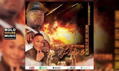 CK The Dj - I Am Spitting Fire