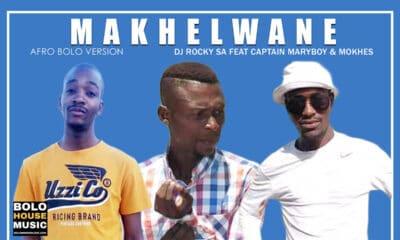 DJ Rocky SA - Makhelwane