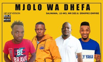 Mjolo Wa Dhefa - Salmawa x Le-Mo x Mr Des & Ernipro Empire