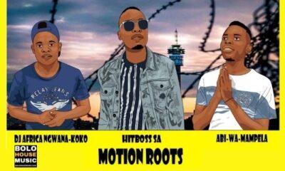 Motion Roots & Majoisana - Banna Batla Refa