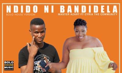 Master Azart Ndido - Ni Bandidela Feat Cyria The Community