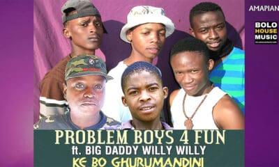 Problem Boys 4 Fun - Ke Bo Ghurumandini