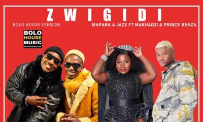 Mapara A Jazz - Zwigidi Ft Makhadzi and Prince Benza
