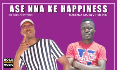 Ase Nna ke Happiness - Madenza Lash x VT the Pro