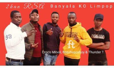 2Kan RSA - Ba Nyala Ko Limpopo Ft Various Artists