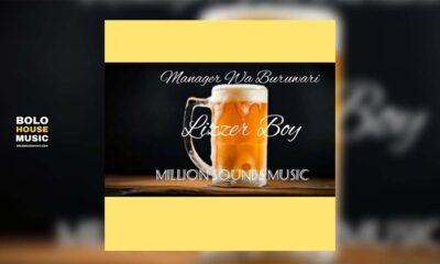 Manager wa Buruwari - Lizzer Boy