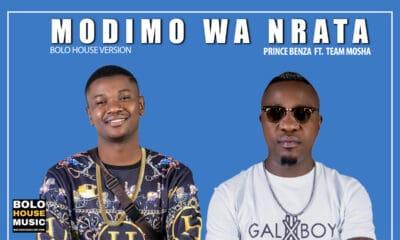 Prince Benza - Modimo wa Nrata Feat Team Mosha